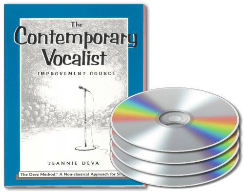 Contemporary Vocalist Vol 1