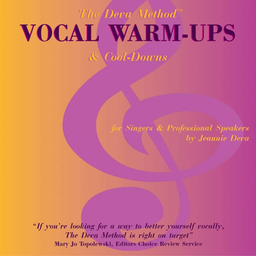 Deva Method Vocal Warm-Up – Download