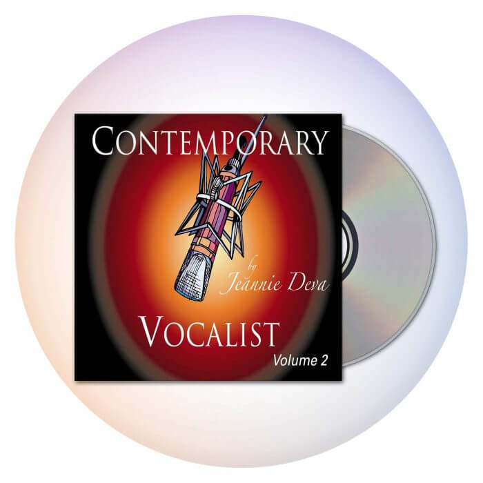Contemporary Vocalist Vol 2